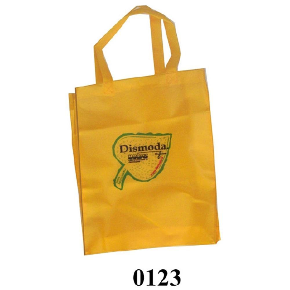 0123 - Bolsa biodegradable