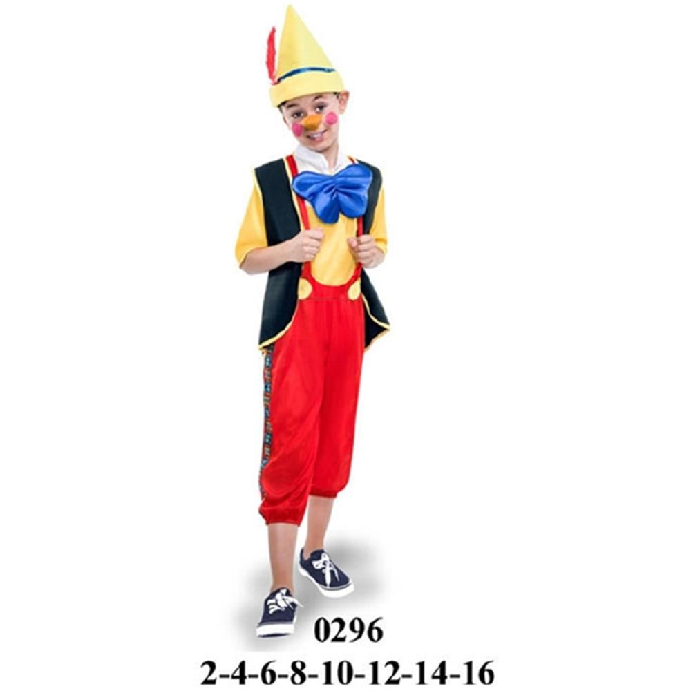 0296 - Disfraz de pinocho