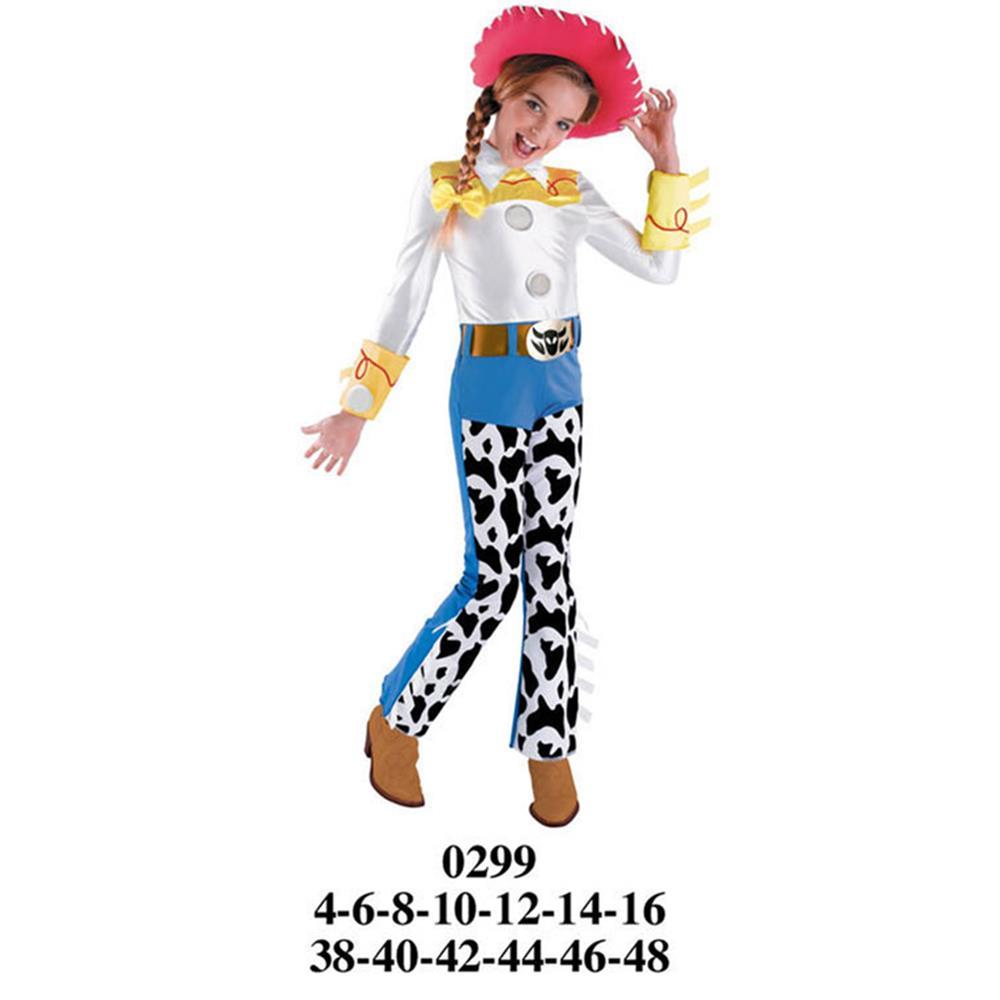0299 - Disfraz de jessy la vaquerita