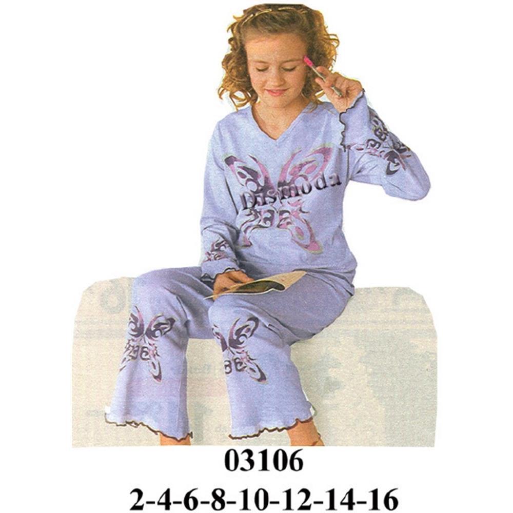 03106 - Pijama niña