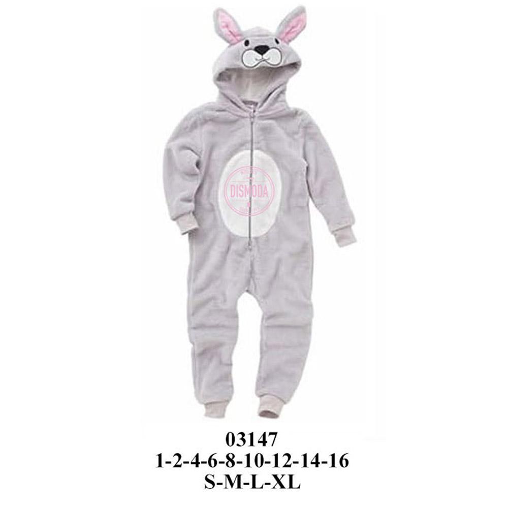 03147 - Pijama de conejito