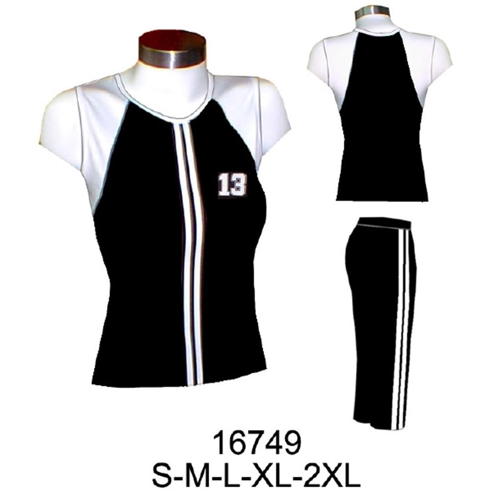16749 - Polera y calza deportiva