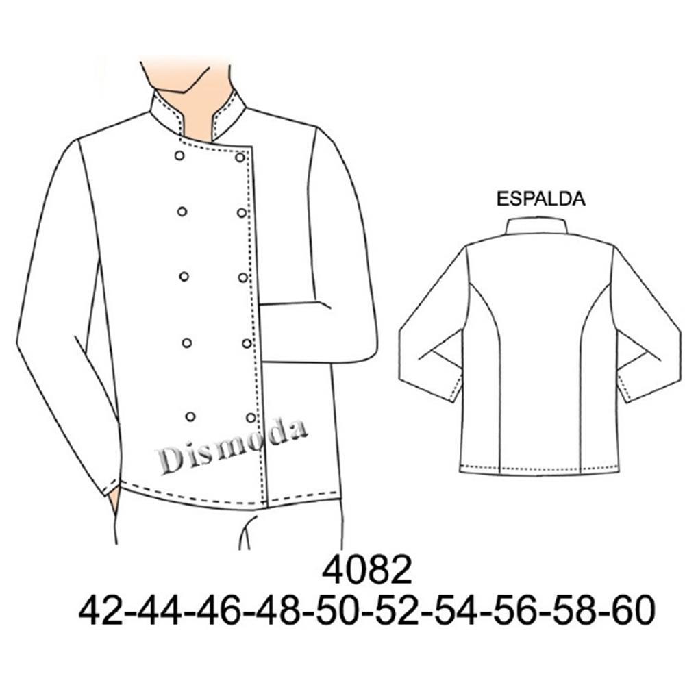 4082 - Chaqueta chef