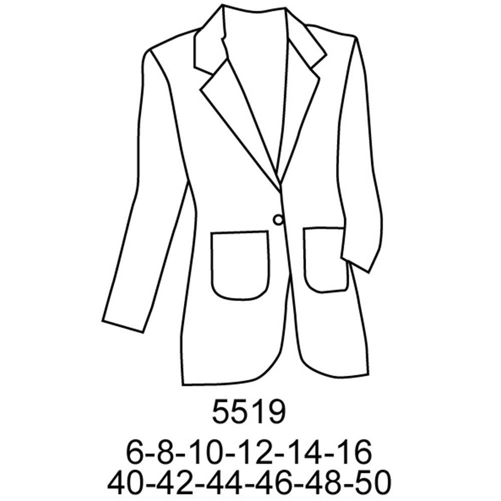 5519 - Blazer colegial